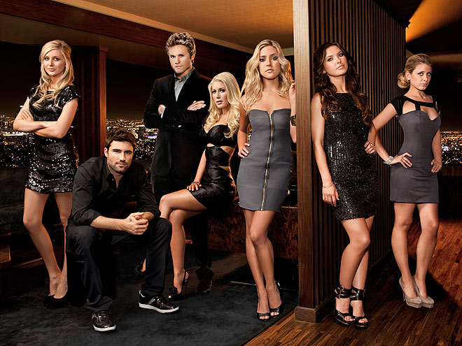 THE GANG'S ALL HERE photo | Audrina Patridge, Brody Jenner, Heidi Montag, Kristin Cavallari, Lauren Bosworth, Spencer Pratt
