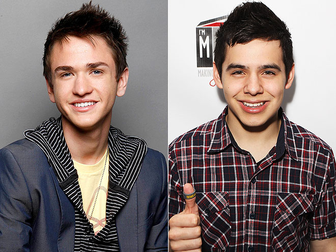 AARON KELLY photo | Aaron Kelly, David Archuleta