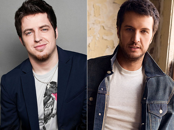LEE DEWYZE photo | Lee DeWyze, Luke Bryan