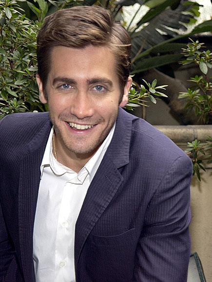 LEAN INTO IT  photo | Jake Gyllenhaal