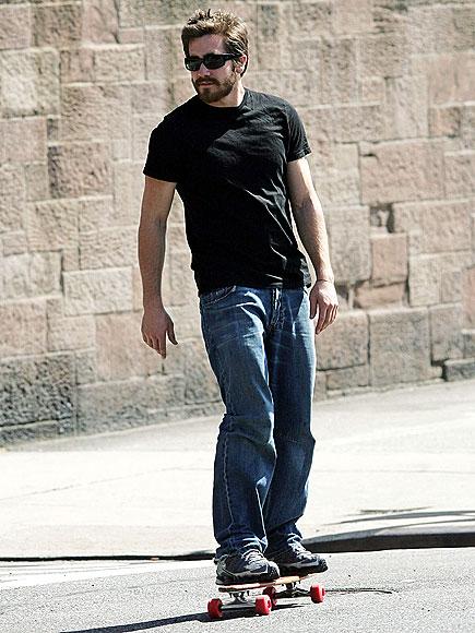 WHEEL DEAL  photo | Jake Gyllenhaal