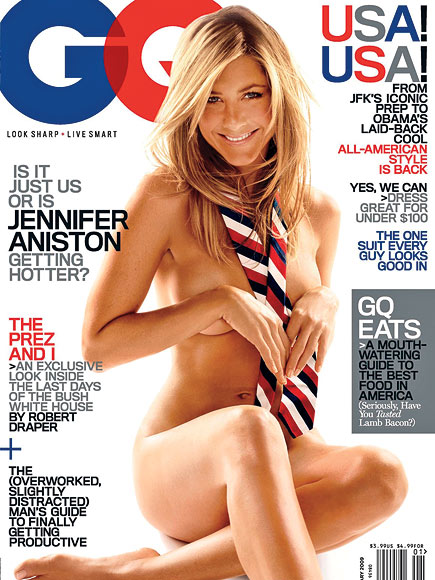 COVER GIRL photo | Jennifer Aniston