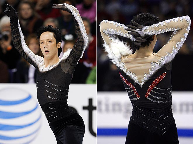 FALLEN ANGELS photo | Johnny Weir