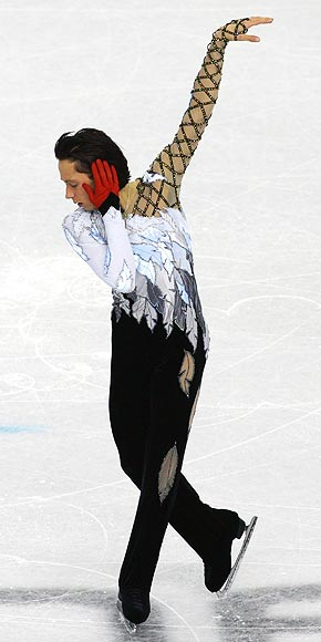 THE SWAN photo | Johnny Weir