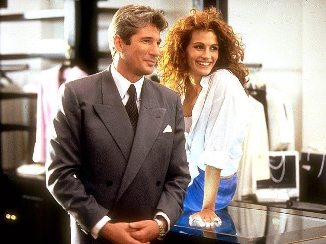 20. SHE'LL ALWAYS BE THE PRETTY WOMAN photo | Julia Roberts, Richard Gere