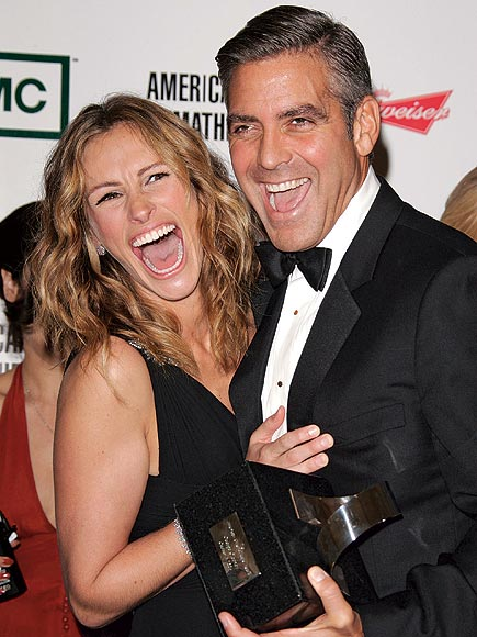 12. SHE'S ONE OF THE GUYS photo | George Clooney, Julia Roberts