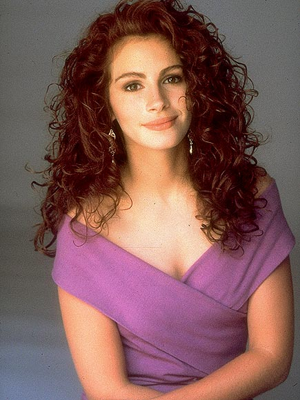 19. THAT UNRULY MANE photo | Julia Roberts