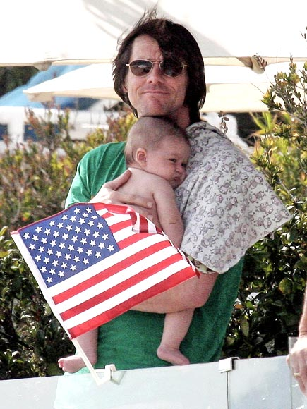 YANKEE DOODLE BABY photo | Jim Carrey