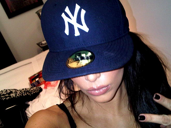 N.Y. STATE OF MIND photo | Kim Kardashian