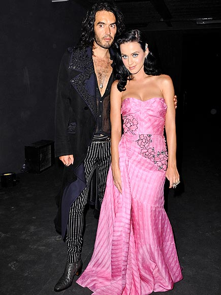 OH, L'AMOUR photo | Katy Perry, Russell Brand
