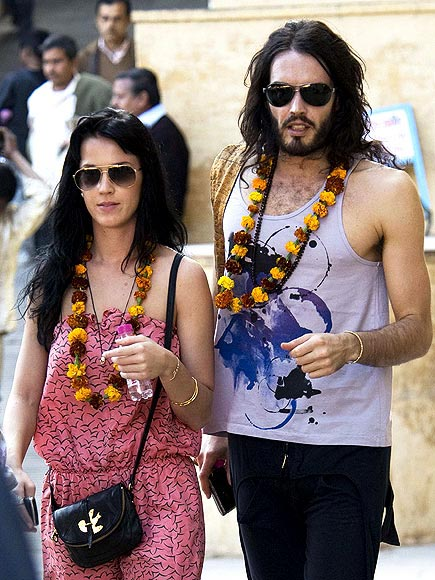PASSAGE TO INDIA photo | Katy Perry, Russell Brand