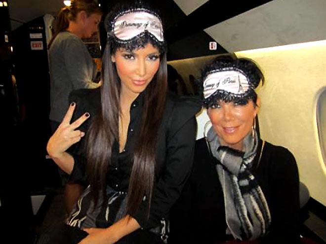 AU REVOIR! photo | Kim Kardashian