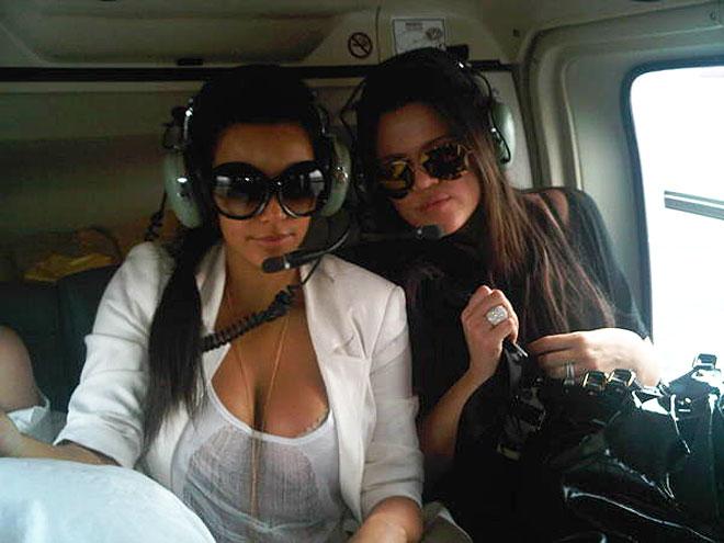 FLY GIRLS  photo | Kim Kardashian