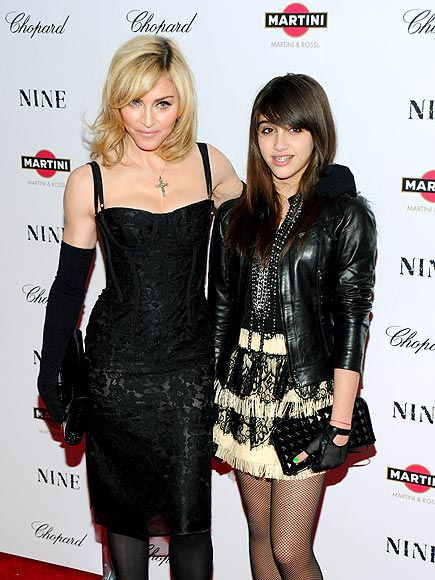 PREMIERE EVENT photo | Lourdes Leon, Madonna