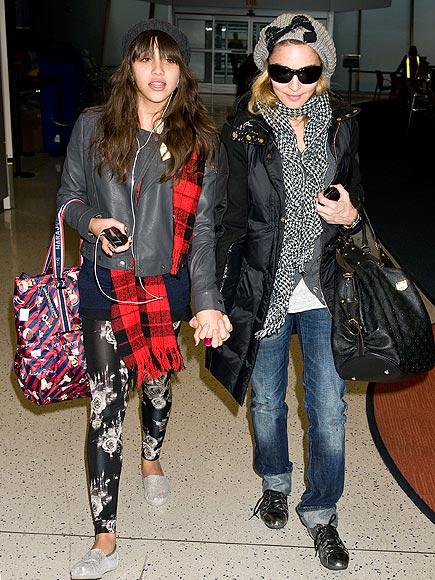 TAKING FLIGHT photo | Lourdes Leon, Madonna