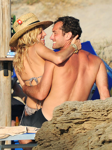 LOVIN&#39;: JUDE & SIENNA photo | Jude Law, Sienna Miller