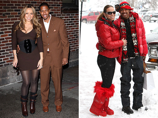 8. COORDINATE YOUR LOVE photo | Mariah Carey, Nick Cannon
