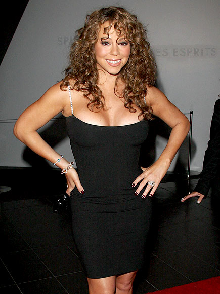 10. WEAR TIGHT CLOTHES photo | Mariah Carey
