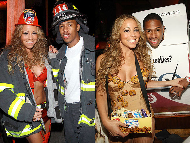 3. COSTUME CHANGE photo | Mariah Carey, Nick Cannon