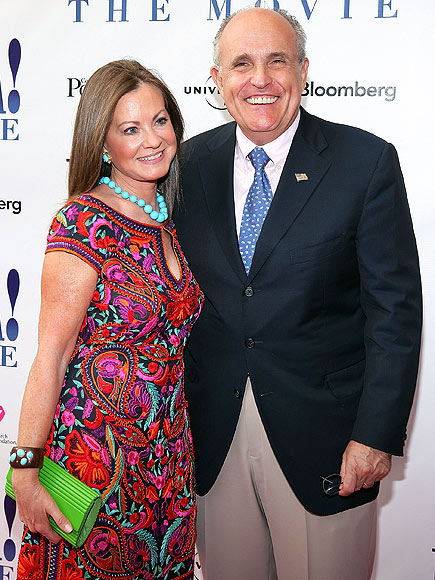 JUDITH NATHAN photo | Rudolph Giuliani
