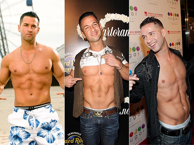 MIKE &quot;THE SITUATION&quot; SORRENTINO photo | Mike Sorrentino