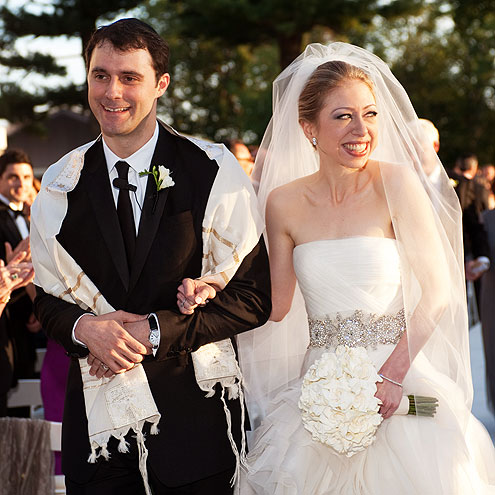THE WEDDING photo | Chelsea Clinton