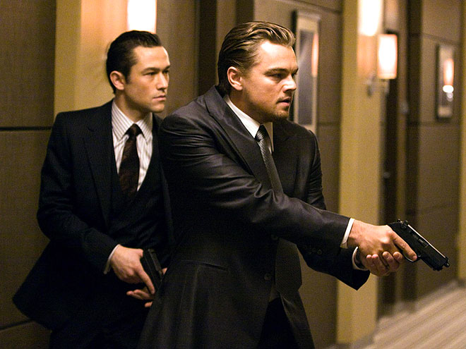 THE MOVIE photo | Joseph Gordon-Levitt, Leonardo DiCaprio