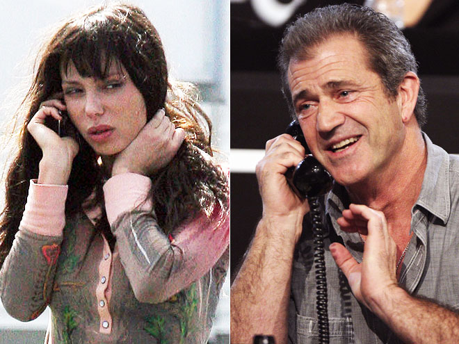 THE SCANDAL photo | Mel Gibson, Oksana Grigorieva