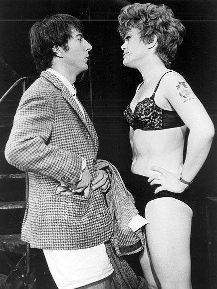 MRS. MCCLANAHAN  photo | Dustin Hoffman, Rue McClanahan