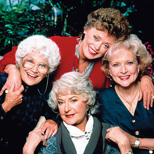 THE MOUTH OF THE SOUTH photo | Bea Arthur, Betty White, Estelle Getty, Rue McClanahan