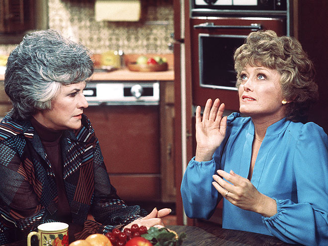 A MAGNIFICENT DITZ photo | Bea Arthur, Rue McClanahan