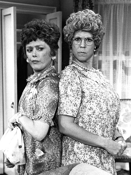 A FAMILY AFFAIR photo | Rue McClanahan, Vicki Lawrence