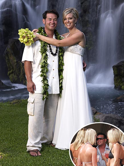 JON & KATE GOSSELIN photo | Jon Gosselin, Kate Gosselin