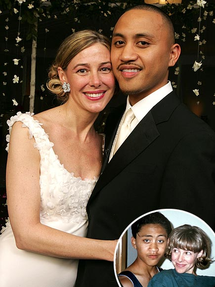 VILI FUALAAU & MARY KAY LETOURNEAU photo | Mary Kay Letourneau