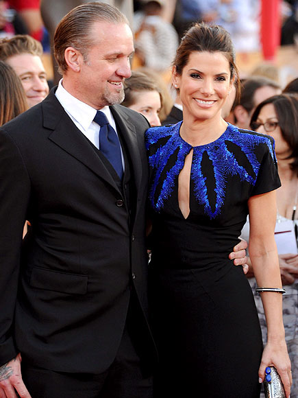 JESSE JAMES & SANDRA BULLOCK photo | Jesse James, Sandra Bullock