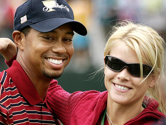 TIGER WOODS & ELIN NORDEGREN photo | Elin Nordegren, Tiger Woods