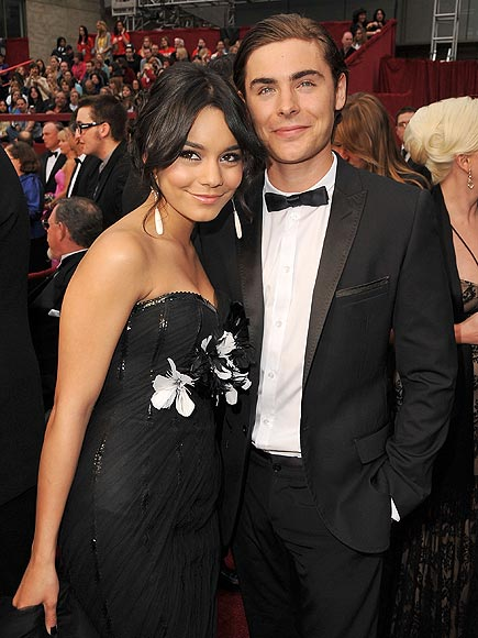 sandili: zac efron and vanessa hudgens 2010