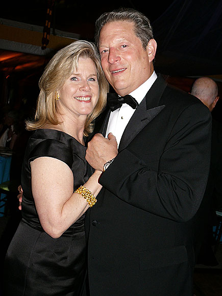 AL & TIPPER photo | Al Gore, Tipper