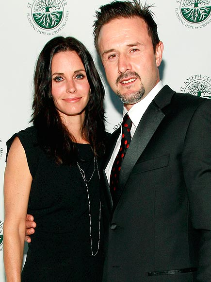 COURTENEY & DAVID photo | Courteney Cox, David Arquette