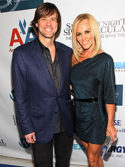 JIM & JENNY photo | Jenny McCarthy, Jim Carrey