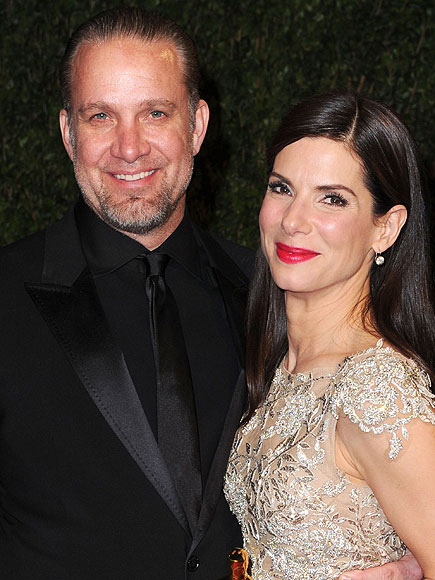 SANDRA & JESSE photo | Jesse James, Sandra Bullock