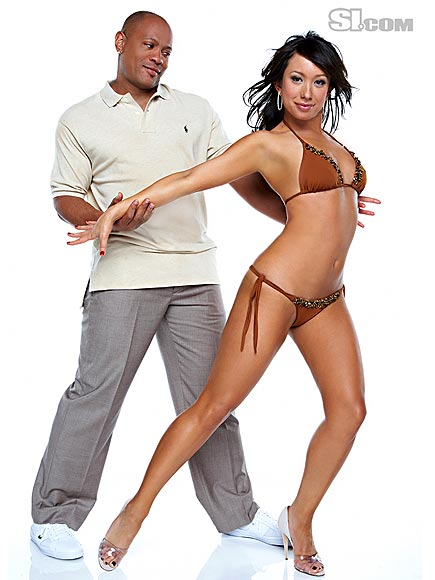 CHERYL & MAURICE  photo | Cheryl Burke