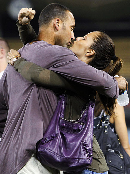 MINKA & DEREK  photo | Derek Jeter, Minka Kelly
