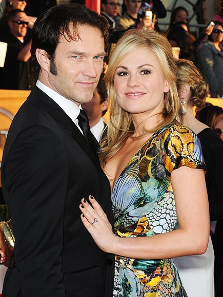 ANNA & STEPHEN photo | Anna Paquin, Stephen Moyer
