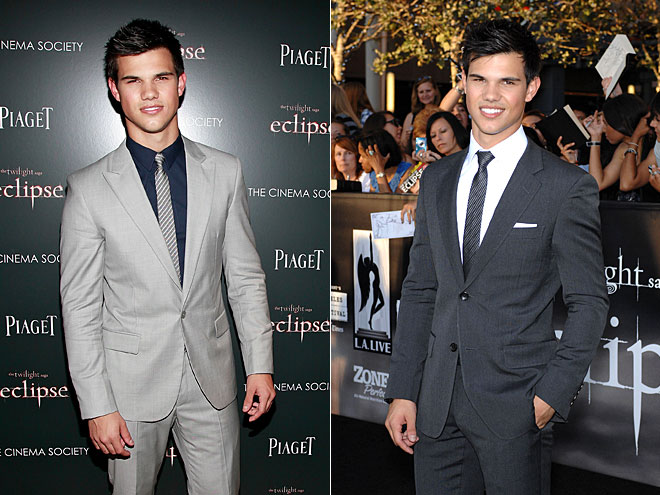 17. HE LOOKS GOOD IN A SUIT  photo | Taylor Lautner