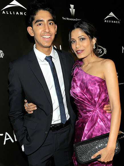 UP IN ARMS photo | Dev Patel, Freida Pinto