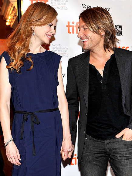 DOUBLE UP photo | Keith Urban, Nicole Kidman