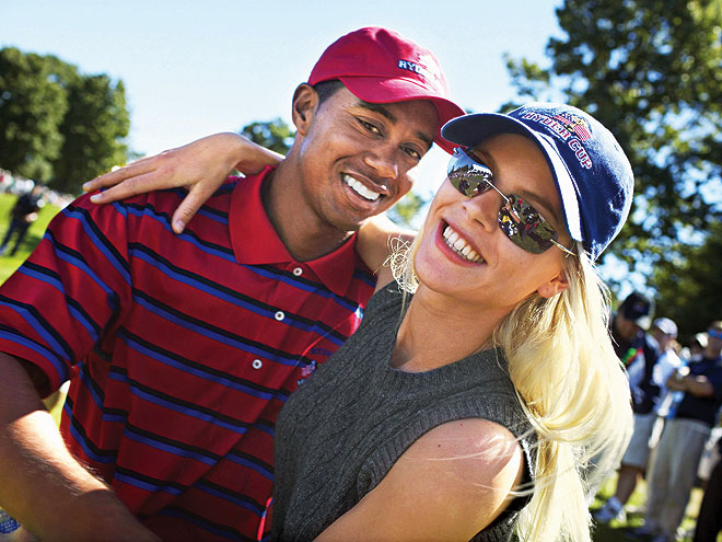 SO HAPPY TOGETHER photo | Elin Nordegren, Tiger Woods