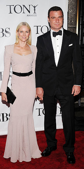 NAOMI WATTS AND LIEV SCHREIBER photo | Naomi Watts