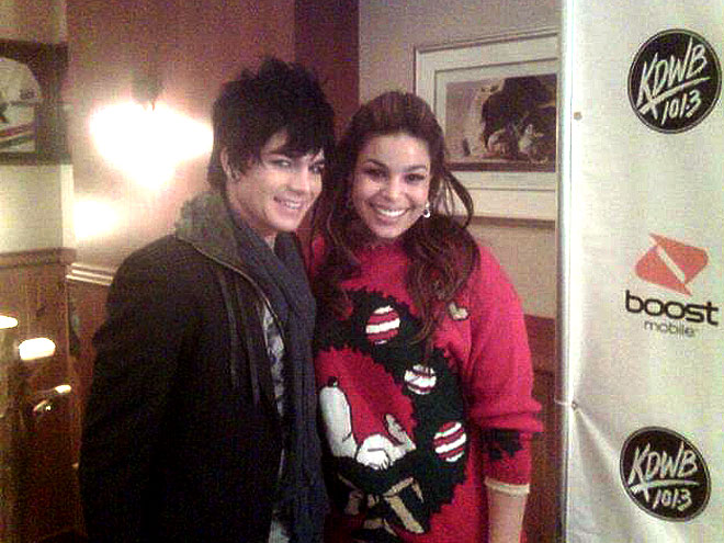 ADAM & JORDIN photo | Adam Lambert, Jordin Sparks